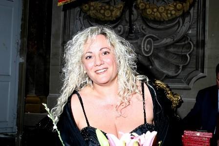 l'autrice Valeria Serofilli