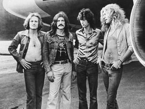 I Led Zeppelin nel 1969