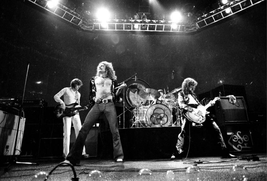 Led Zeppelin- Live At Earls Court-1975 immagine