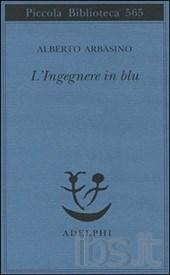 L'ingegnere blu copertina libro
