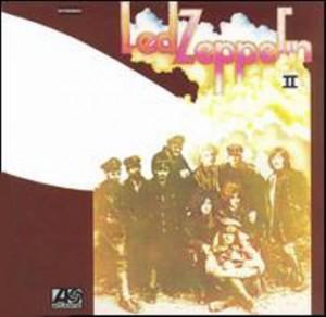 led zeppelin II 1969