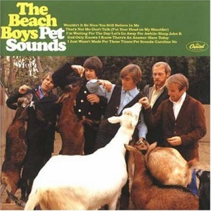 Pet Sounds-Capitol Records (1966)