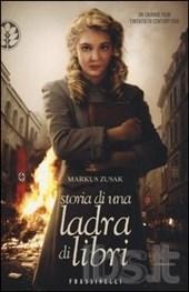 storia di una ladra di libri copertina libro