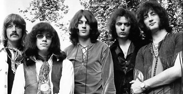 'In Rock' dei Deep Purple: Un monumento in musica