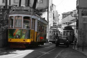 Lisbona, la città de la 'saudade'