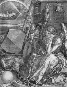 Albrecht Dürer, Melancholia