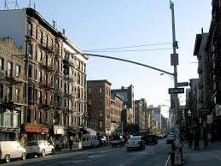 storia d'amore all'east village