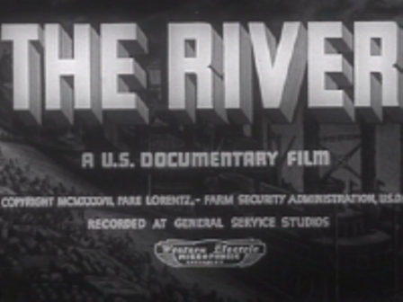 The River film