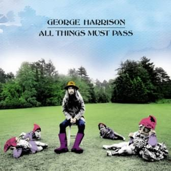 """""""All Things Must Pass"""":  Il volo di G. Harrison"""