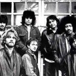 Pino Daniele con la sua band storica-1981