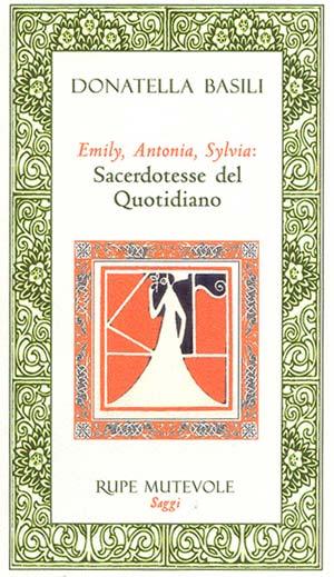 'Le Sacerdotesse del quotidiano', l'omaggio di Donatella Basili a tre grandi poetesse