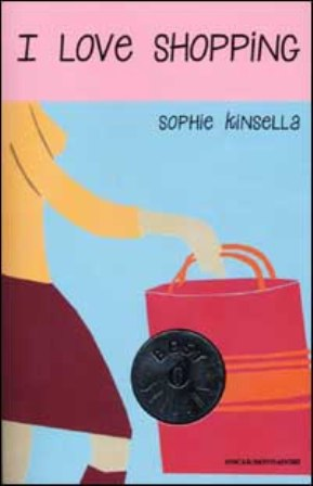 """I (don't) love shopping"", di Sophie Kinsella"