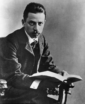 Rainer Maria Rilke, tormentato innovatore