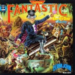 Captain Fantastic And The Brown Dirt Cowboy- MCA Records-1975