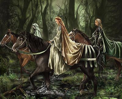 Fantasy: il tempo immobile del regno dei Faerie