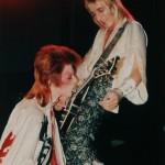 David Bowie e Mark Ronson-1972