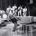 Little Richard sul palco