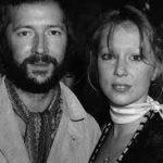 Eric Clapton e Pattie Boyd