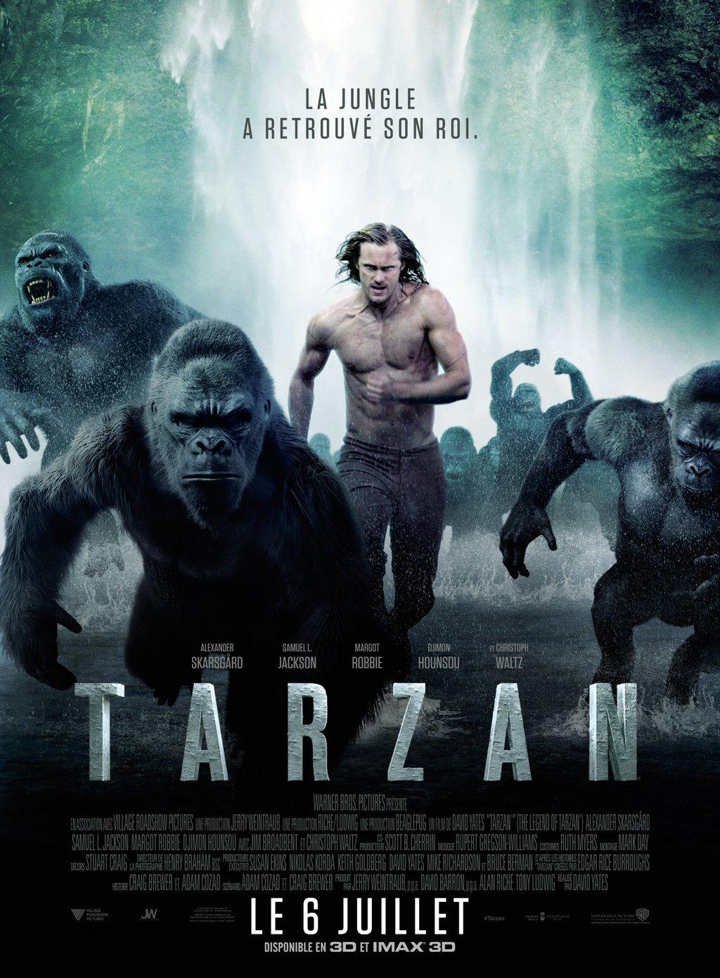 The legend of Tarzan: un classico rivisitato