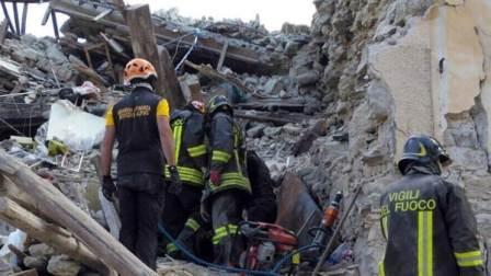 terremoto, renzi lancia casa italia