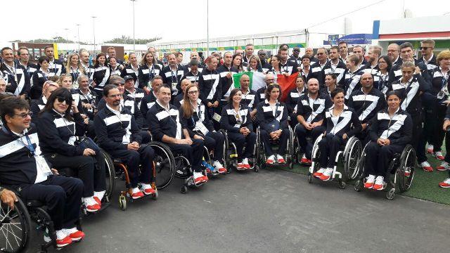 Giochi Paralimpici Rio 2016: tutte le medaglie italiane