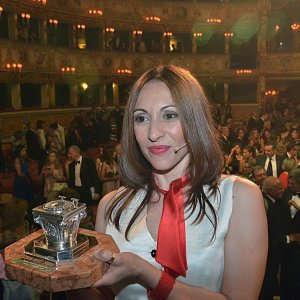Premio Campiello 2016: vince Simona Vinci con 'La prima verità'