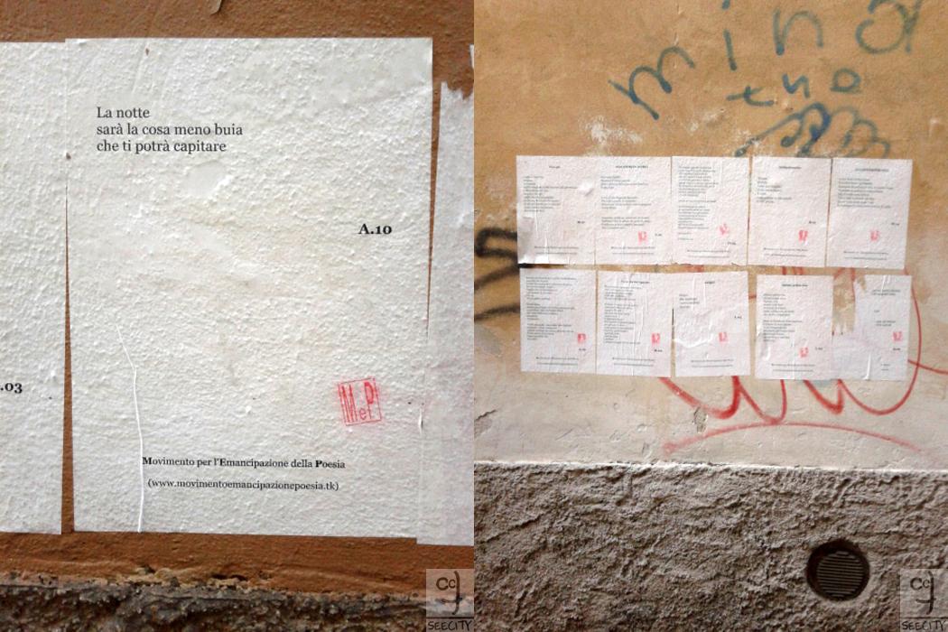 Movimento per l'emancipazione della Poesia: la resistenza poetica italiana