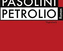 Petrolio romanzo