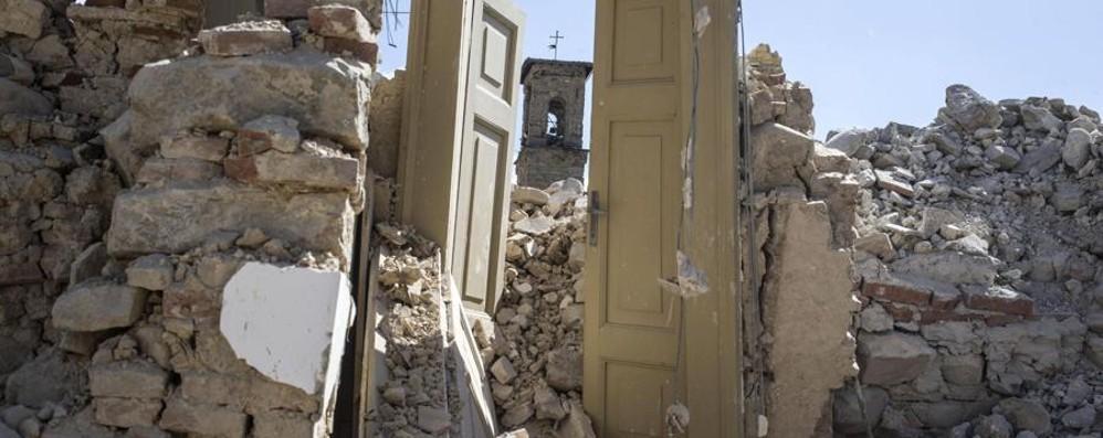Confessione di un sovrintendente alle zone sismiche