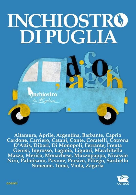 La saudade in salsa pugliese del progetto 'Inchiostro di Puglia'