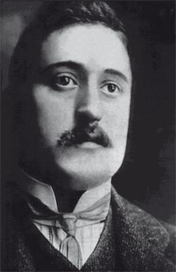 Guillaume Apollinaire, poeta cubista e malinconico