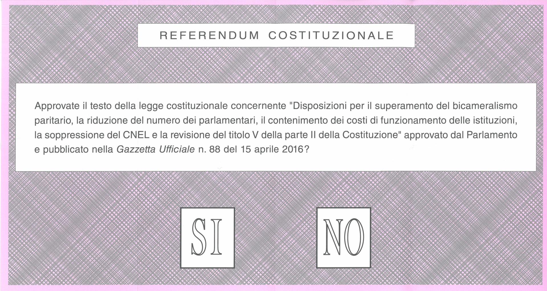 """Verso il Referendum del 4 dicembre tra sì, no, """"ma anche"""""""