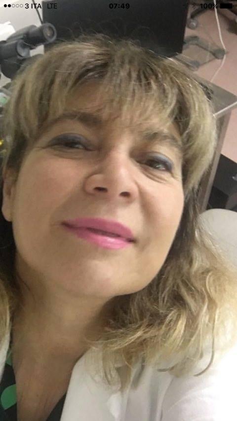 Carolina Sellitto, embriologa e scrittrice, autrice del romanzo 'Sul nascere'