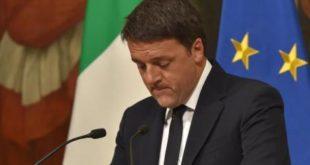 Renzi si dimette