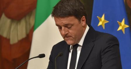 Vittoria del No, Renzi si dimette. La superbia partì a cavallo e tornò a piedi