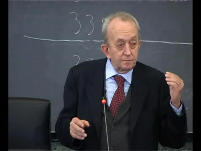 L'ultima grande lezione di Tullio De Mauro: l'ignoranza strumentale italiana