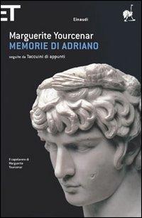 'Memorie di Adriano' la continua introspezione di Marguerite Yourcenar