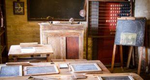 La lingua italiana tra analfabetismo e riforme della scuola