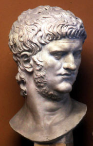 Ritratto di Nerone, Musei Capitolini, Roma