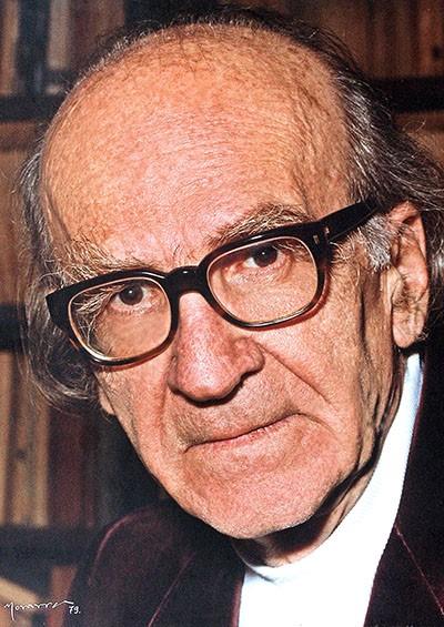 In ricordo di Mircea Eliade, archeologo simbolico e ricercatore delle radici europee