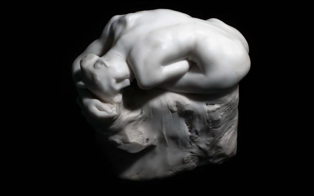 L'Andromède ritrovata di Rodin in mostra a Milano: l'esaltazione dei valori pittorici della materia