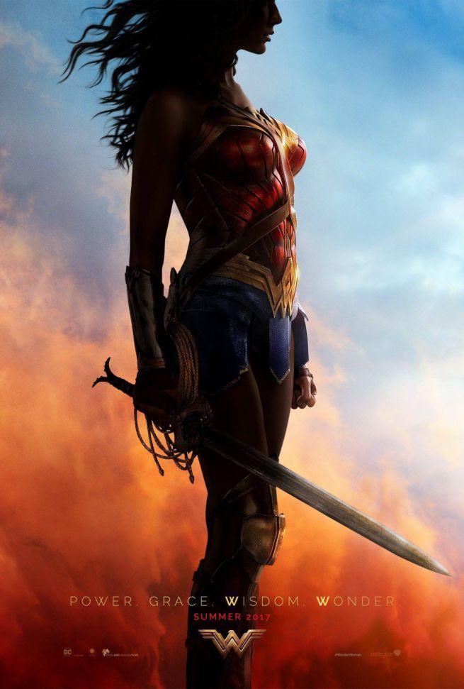 Wonder Woman: La supereroina DC che conquisterà le sale italiane dal 1 giugno