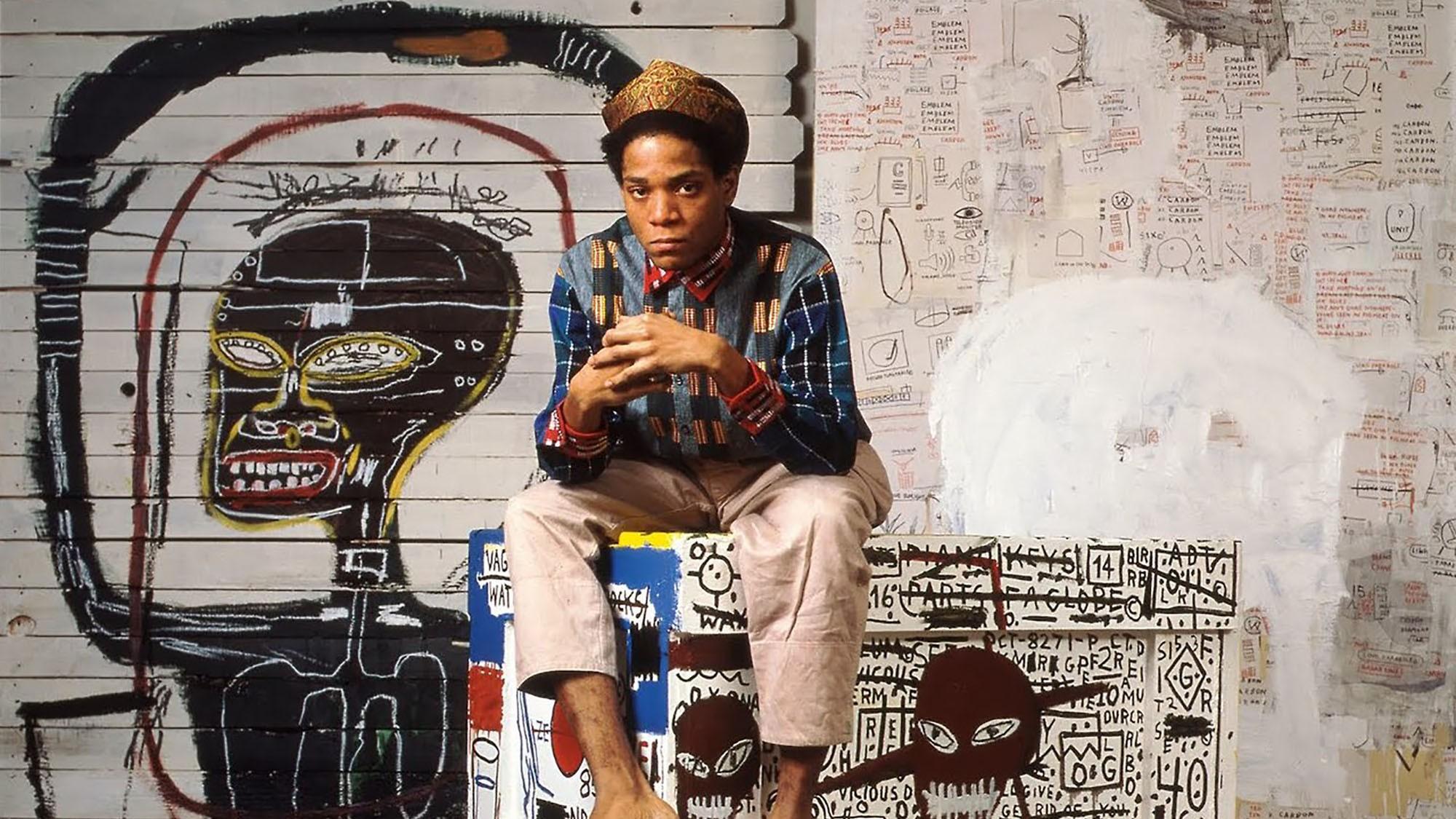 Il ritorno di Basquiat al Chiostro del Bramante fino al 30 luglio