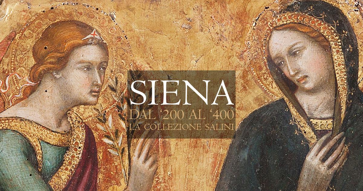 La collezione Salini in mostra al Palazzo Pubblico di Siena fino al 15 settembre
