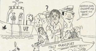 Renzi scafista