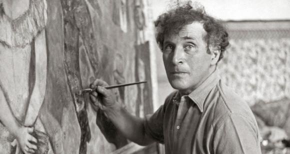 Il mondo colorato di Marc Chagall in mostra a Sorrento