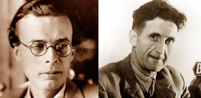 Orwell e Huxley, distopie per un futuro dispotico