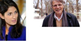 Pennac e Maupassant discutono della crisi idrica a Roma con Virginia Raggi
