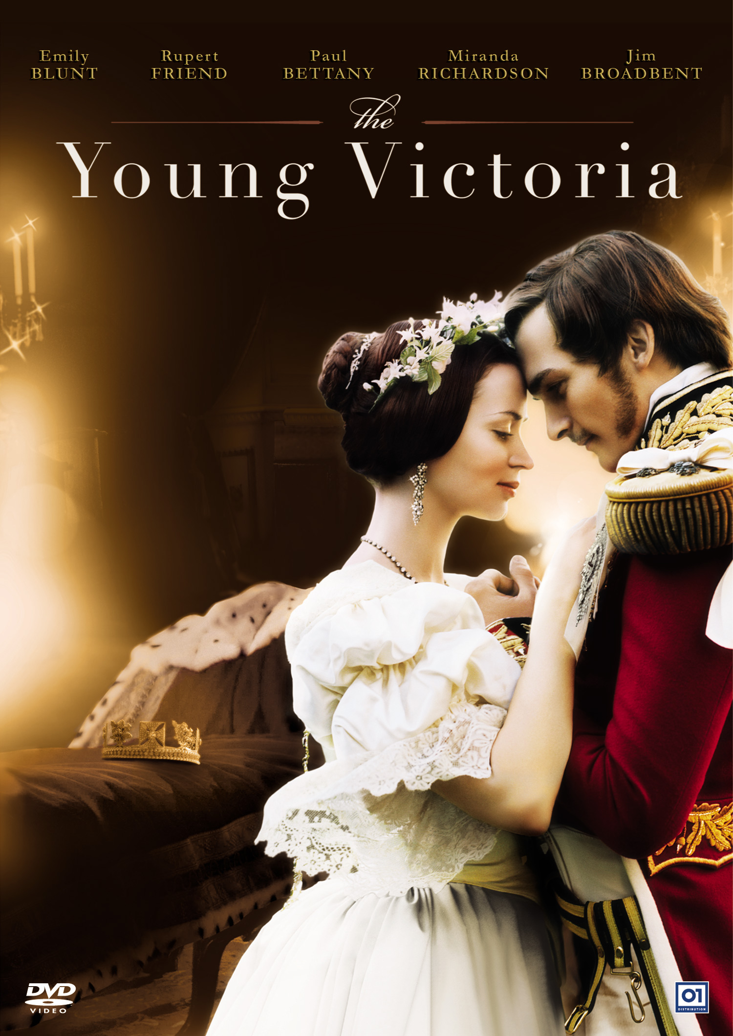 'The Young Victoria', di Jean-Marc Vallèe: fascino british e romance