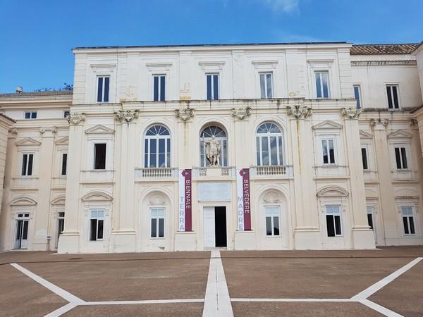 'Terra Madre', la prima biennale d'arte contemporanea a Caserta, dal 1 al 21 ottobre